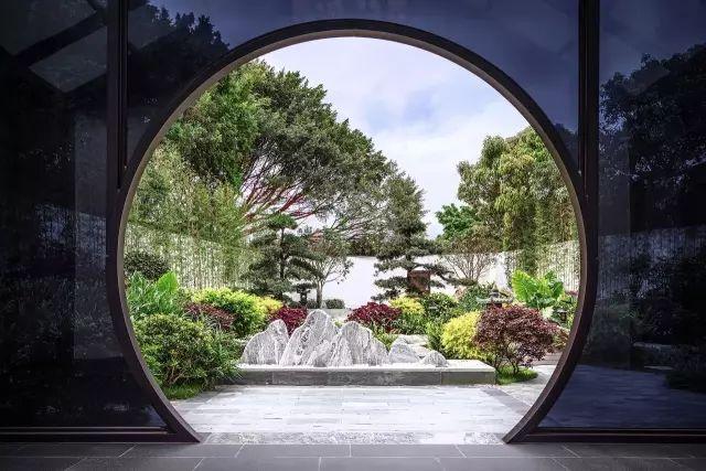 新中式 · 竹语茶室