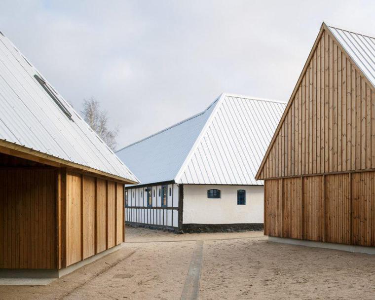 丹麦小型城市社区