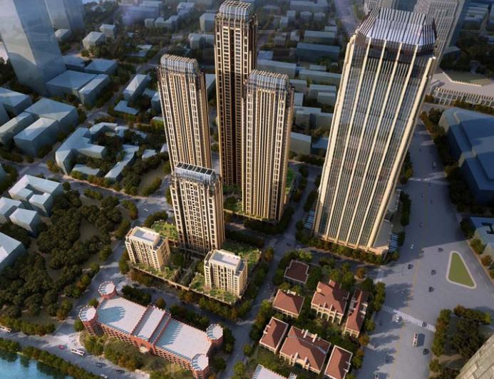[天津]中建金融中心工程地爬架专项施工方案(共134页)
