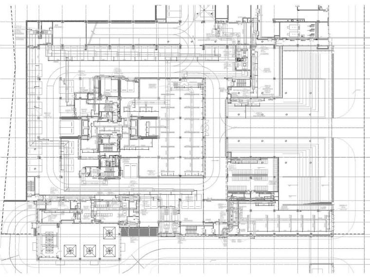 [贵州]超高层国际会议展览中心暖通空调全系统施工图(外院设计)