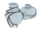 陶罐模型3D模型下载