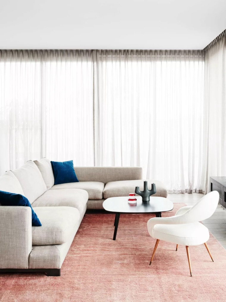 窗帘如何选择和搭配,创造出更好的空间效果_2