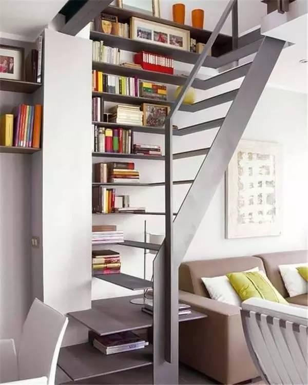 家里再小,都能装个楼梯_25