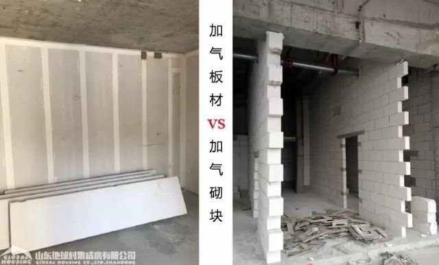 ALC板与加气混凝土砌块性能、工期、经济性对比分析
