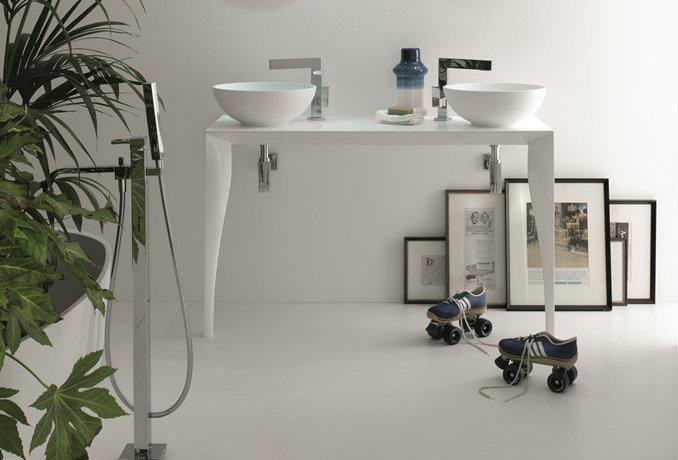 简约风格浴室装修效果图