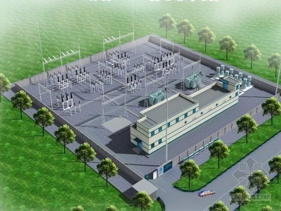 [新疆]新建110KV输变电项目工程监理大纲(163页 内容完整)
