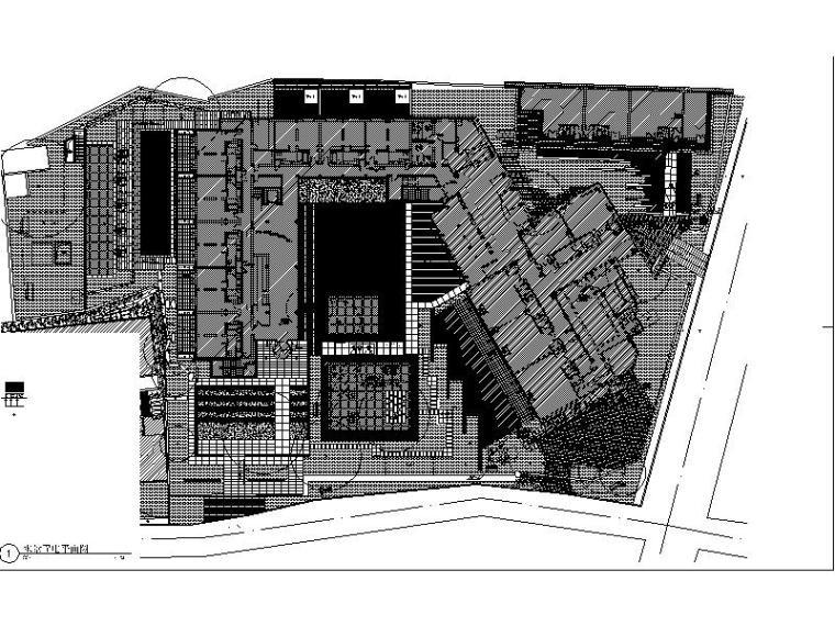 [江苏]生态休闲度假酒店景观概念方案设计