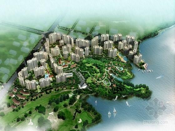 [湖南]国际高尔夫社区景观方案详细规划