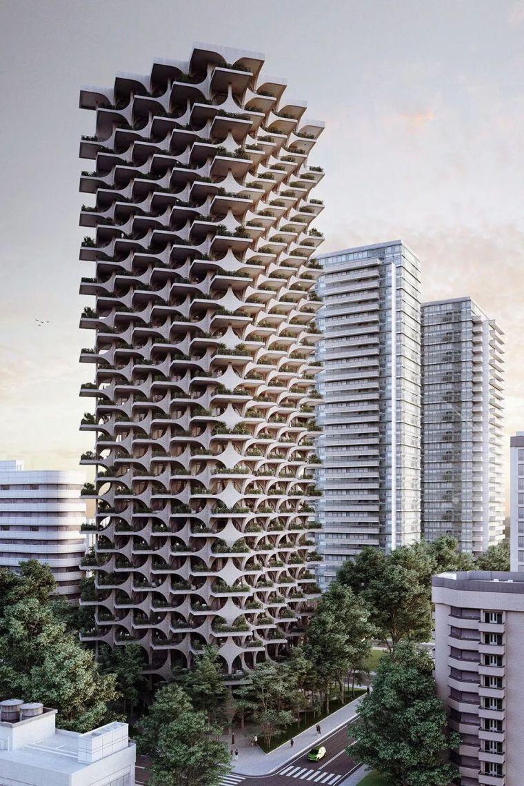 传统拱元素在空间设计中的现代化诠释