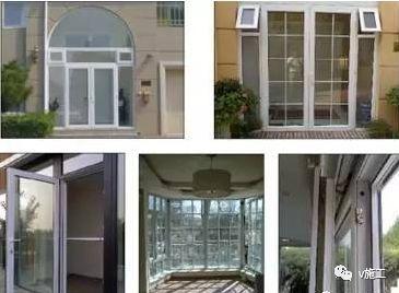 从墙、柱、梁到门窗、阳台、雨棚,八大土建工程量计算范围、公式