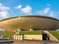世博文化中心钢屋盖结构设计