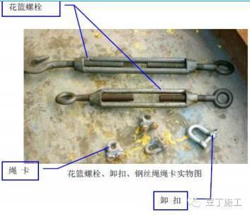 一次搞懂型钢悬挑脚手架施工工艺(含验收)_9