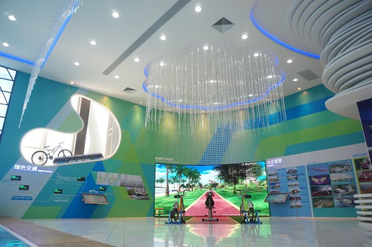 珠海宜居建设展示馆