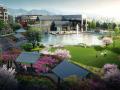 [四川]奥运文化特色主题公园景观规划设计方案