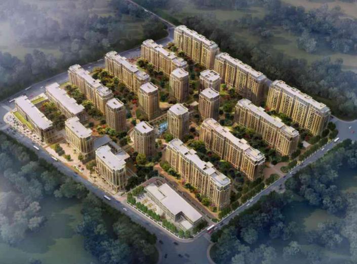 [浙江]杭州万科西溪蝶园Ⅱ居住区方案设计文本