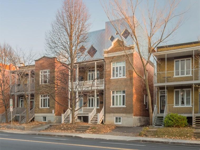 加拿大LePoulailler公寓-1