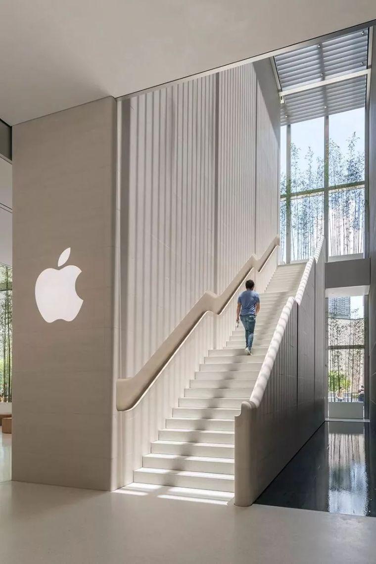 比买iphone手机更重要的,是逛苹果的地标_15