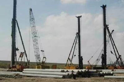 各种常见桩型施工质量验收标准汇总