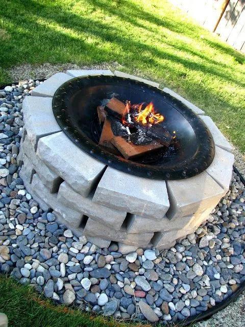 庭院里那一抹温暖·火炉_43