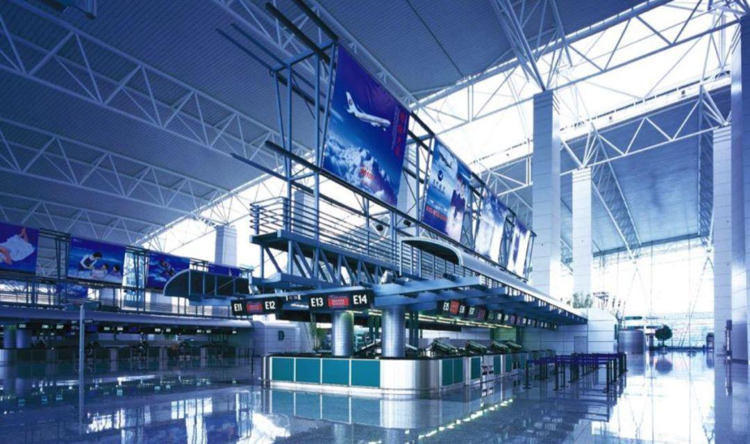 漫谈金属屋面的建筑设计应用(1)——广州新白云国际机场航站楼_14