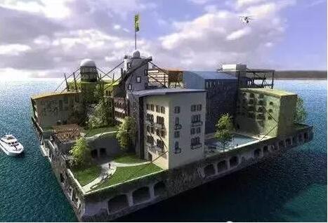 未来绿色建筑新标杆