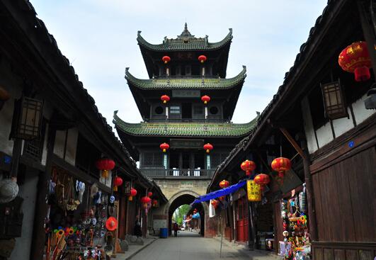 住建部、国家文物局公布第一批中国历史文化街区