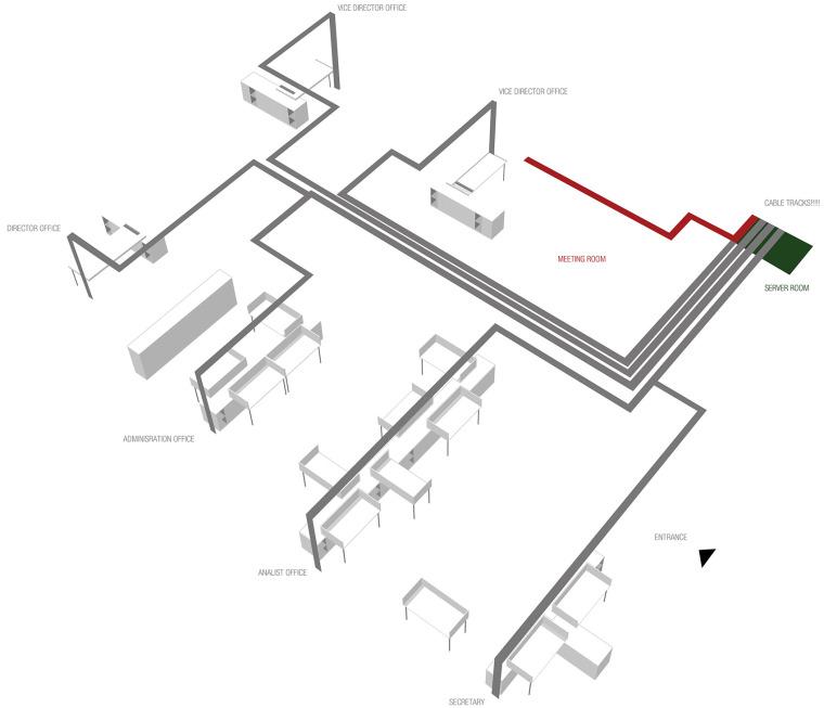 ITA办公空间资料下载-[北京]ICE-ITA办公空间——案例赏析