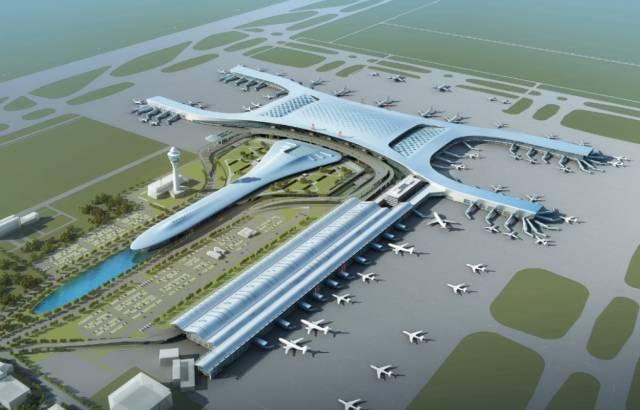 """鲁班奖工程的""""样板"""",这机场妥妥的""""国际范儿""""!"""