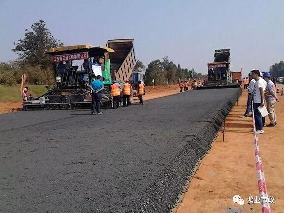 市政道路开工至完工要做的所有检测项目_4