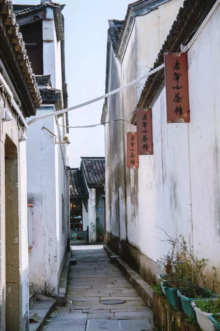 用心感受老杭州小街小巷的慢生活_26