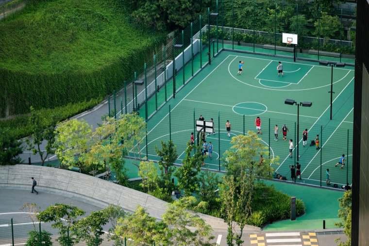 新加坡Comtech商业园区景观-22