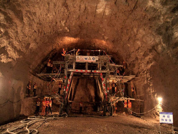 隧道初期支护监理要点