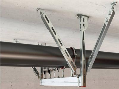 抗震支吊架:建筑机电工程新重点