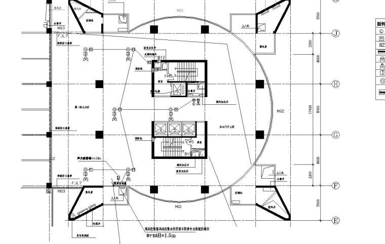 v型滤池电磁阀箱资料下载-大空间灭火控制系统图