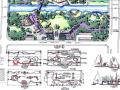 滨水公园、建筑手绘快题设计方案22张