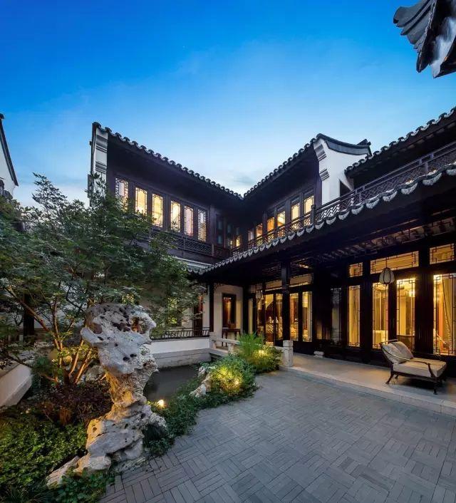 一座中式园林,震惊了中国文化界_16