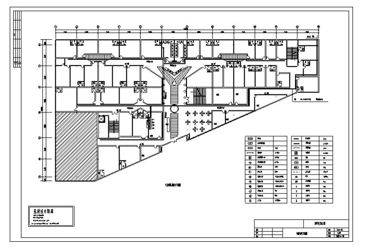 某迪厅装饰工程电气设计图