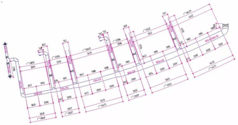 弧形风管施工方法的实例分享_4