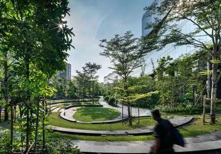 新加坡经典高端景观考察活动_54
