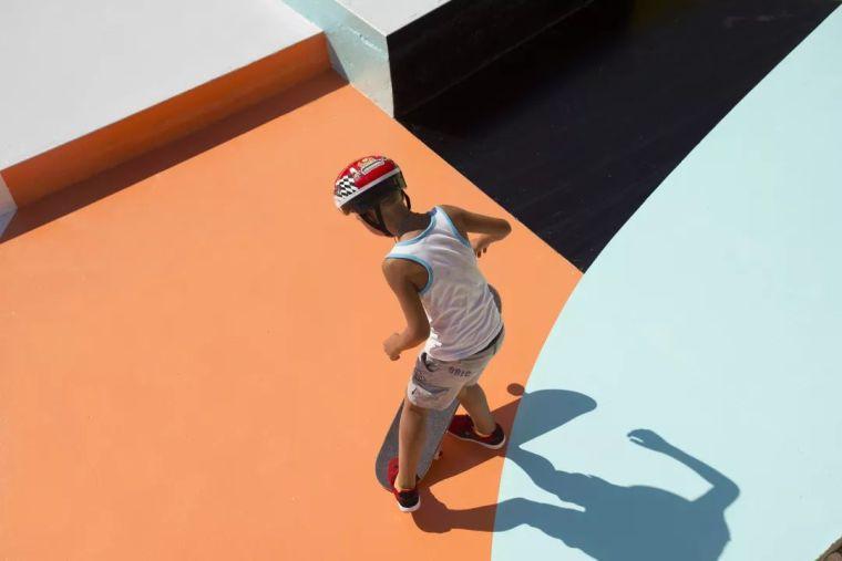滑板公园设计 · Forever youth