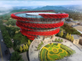 世界最大鞭陀文化博物馆bim技术应用