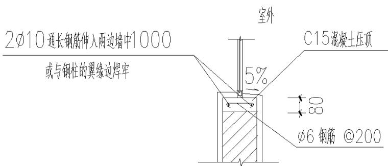 长春鑫佳泰科贸有限公司框架钢结构施工图_5