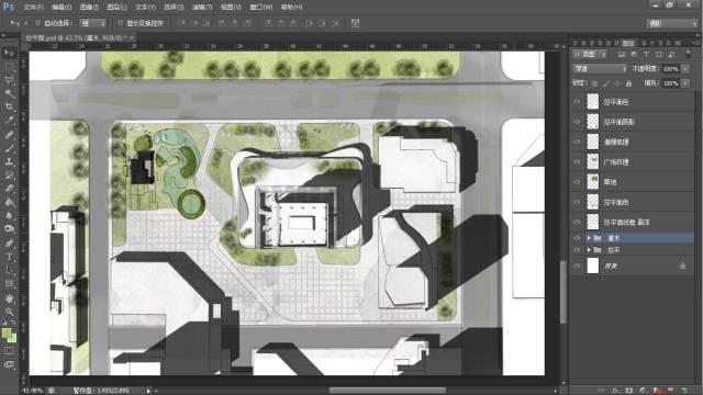 园林景观设计|七步就能出唯美小清新图纸(另附很多资料哦)_16