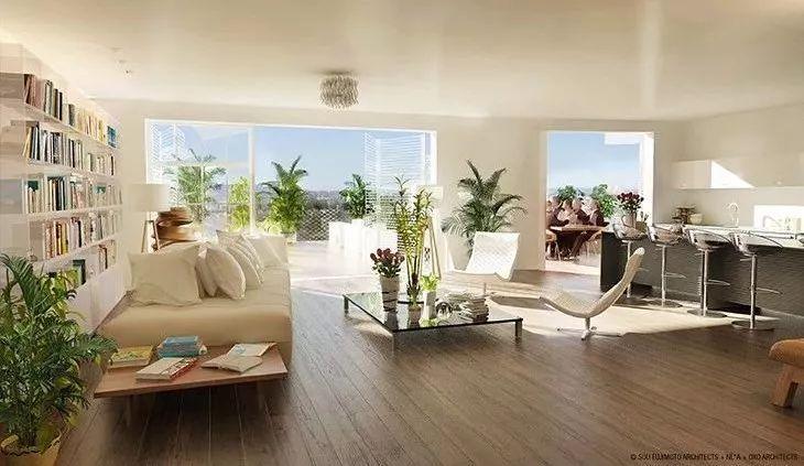 """藤本壮介设计的像树一样的公寓楼建成了,每户都有""""空中花园""""_28"""