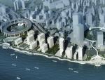 [上海]GMP黄浦区南外滩滨水区滨江城市规划方案