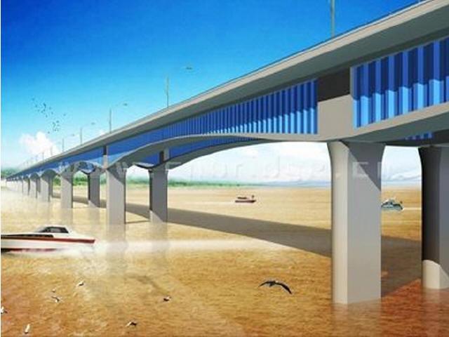 [山东]波形钢腹板预应力连续箱梁黄河大桥工艺纪实视频短片(11分钟)