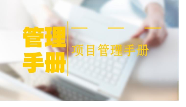 大型房地产项目管理手册(综合运营篇)