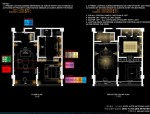 [北京]国子监艺术酒店客房灯光、外墙灯光照明设计方案