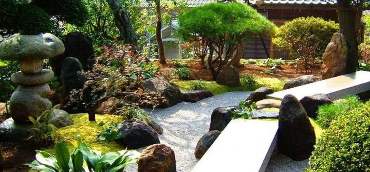 日本园林景观一瞥