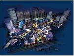【江苏】无锡金太湖步行街商业综合项目规划设计
